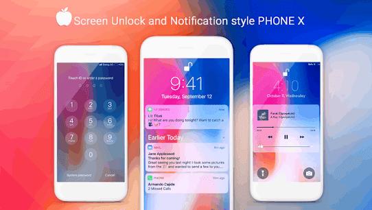 अपने android mobile को iphone में बदलें