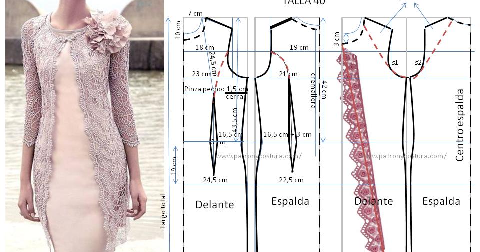Patrón y costura