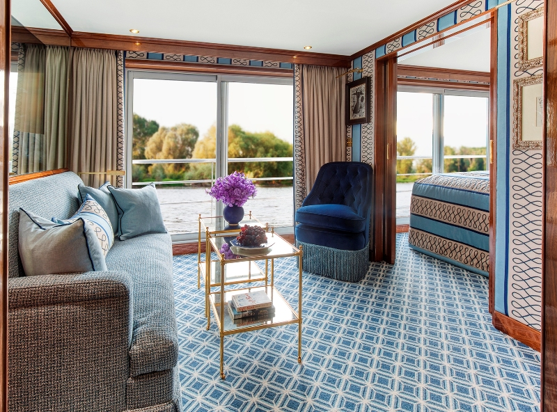 uniworld boutique river cruise s s bon voyage