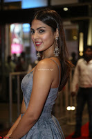 Rhea Chakraborty in a Sleeveless Deep neck Choli Dress Stunning Beauty at 64th Jio Filmfare Awards South ~  Exclusive 099.JPG