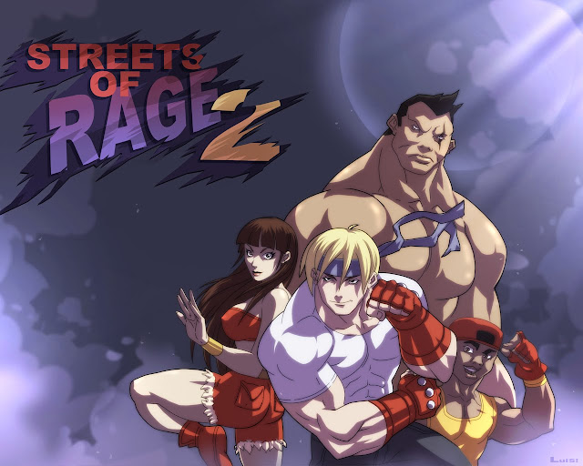 Street of Rage II
