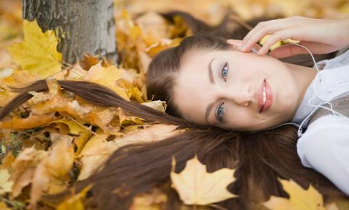 MC dan presenter televisi Olivia Fendry 10 Lagu Pembangkit Mood