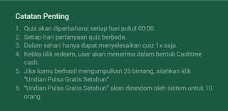 IMG 20161229 003843 Cara mendapatkan Pulsa gratis setahun dari event Cashtree