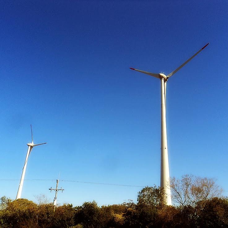 O Parque Eólico de Osório é O Maior da América Latina