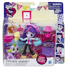My Little Pony Equestria Girls Minis Sleepover Slumber Party Set Twilight Sparkle Figure