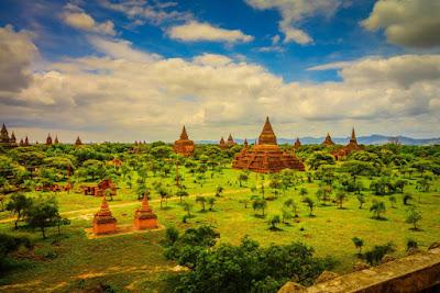 Thành phố Bagan