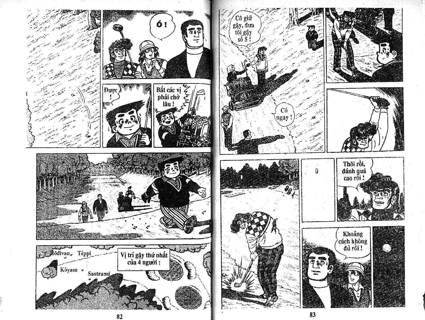Ashita Tenki ni Naare chapter 24 trang 39