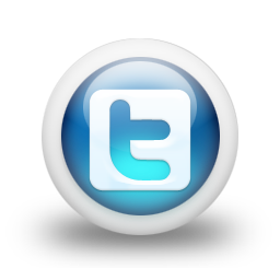 DJ Johnny O Twitter Button