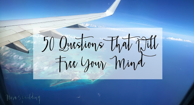 50 Questions That Will Free Your Mind