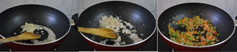 Egg fried rice recipe Chinese