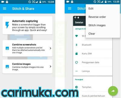 Cara Long Screenshot di Semua Android Tanpa Root