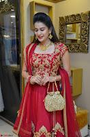 Jenny Honey in Stunning Dark Red Anarkali Dress at Splurge   Divalicious curtain raiser ~ Exclusive Celebrities Galleries 068.JPG