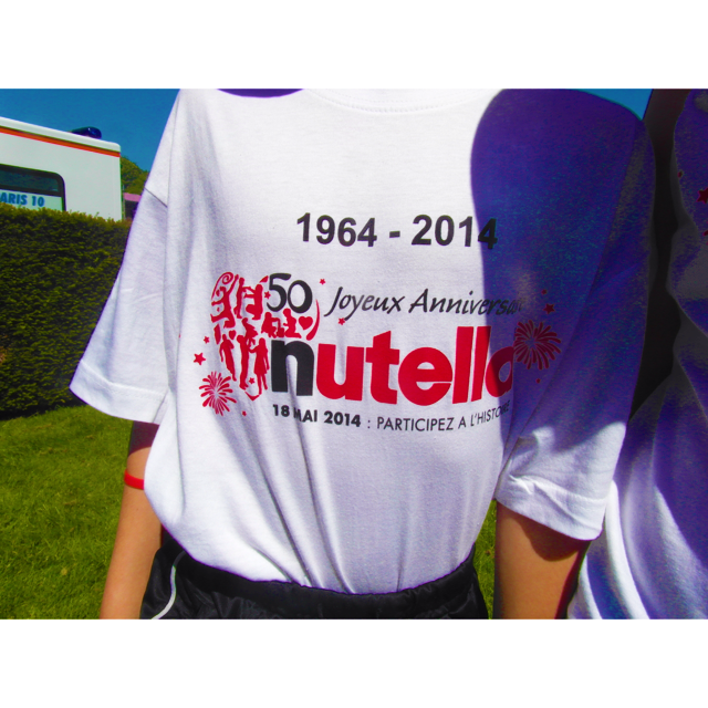 50 ans Nutella