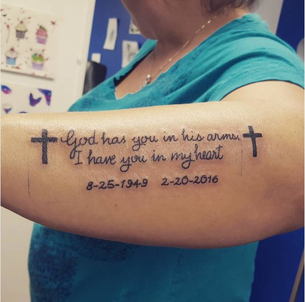 Quote Tattoos for Girls