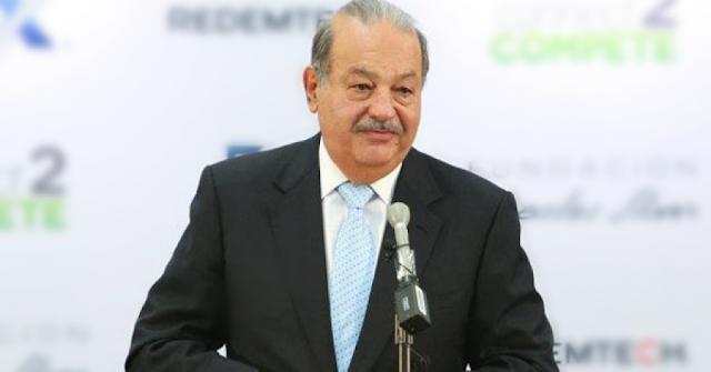 Carlos Slim se fija en el Atlético