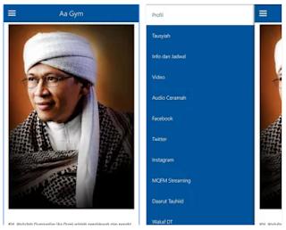 Download & Install Aplikasi Resmi Aa Gym Gratis untuk Android & iOS