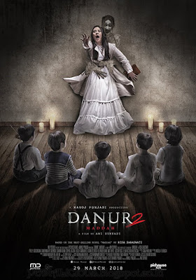 Sinopsis film Danur 2: Maddah (2018)