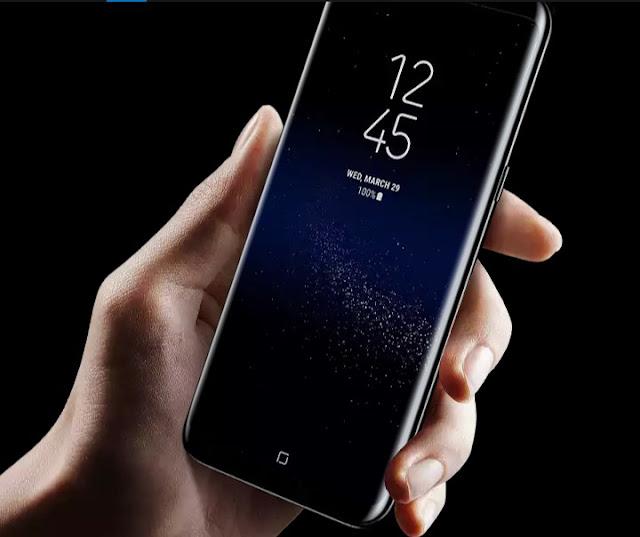 layar lebar terasa kecil Samsung Galaxy S8
