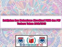 Kebijakan Dan Mekanisme Akreditasi PAUD dan PNF Terbaru Tahun 2018/2019
