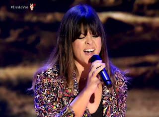 Vanesa Martín canta Complicidad. Semifinal La Voz 2016