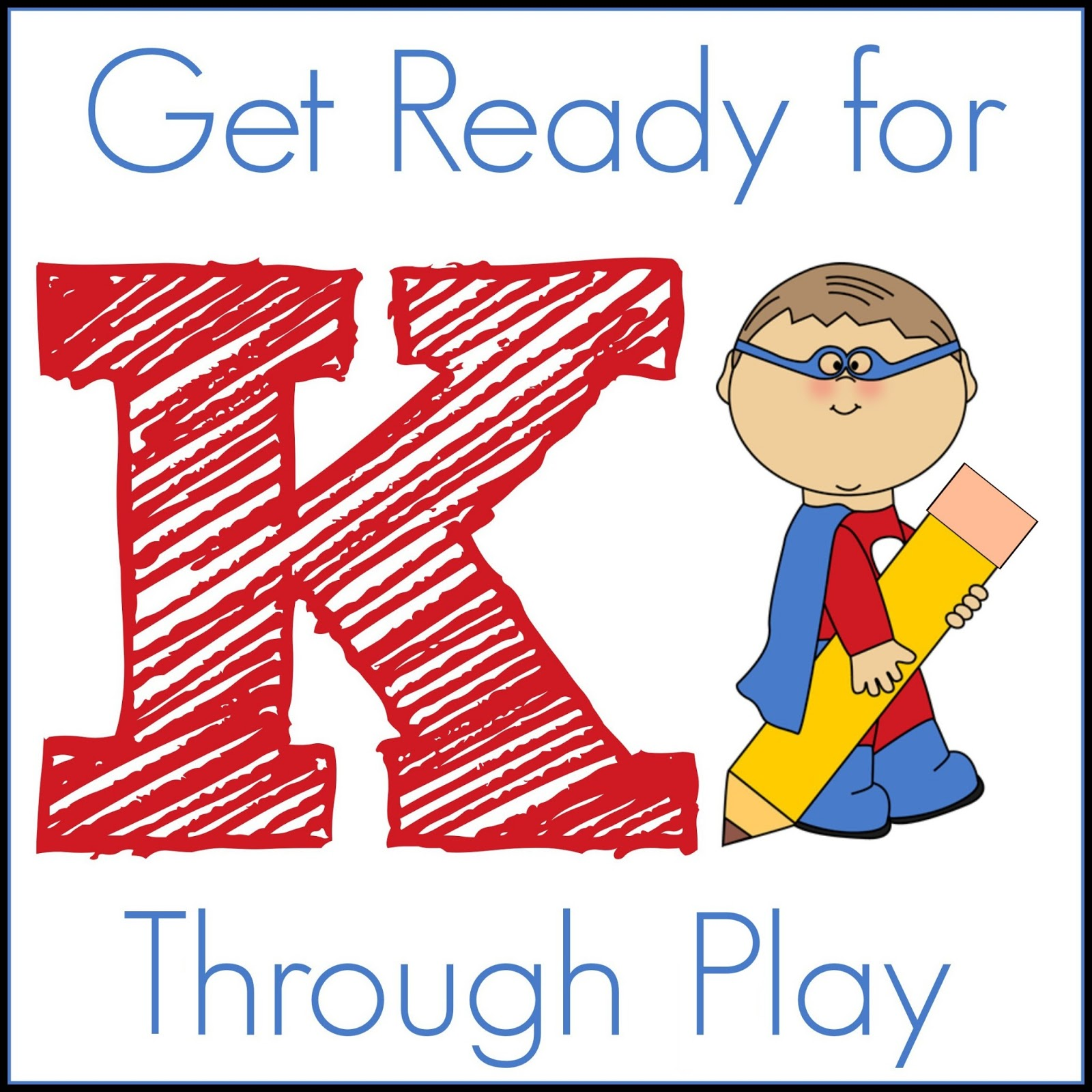 Toddler Approved Get Ready For Kindergarten Through Play Series