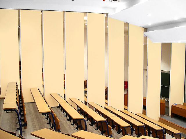 Κινητός τοίχος αμφιθεάτρου