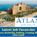 Dubai Employment : Occupations at Atlantis The Palm Dubai – Apply Now