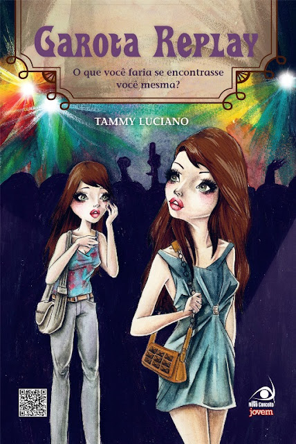 News: Garota Replay, de Tammy Luciano. 17