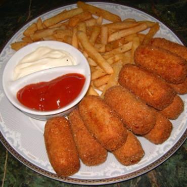الدليل الشامل لكل انواع حشوات كروكيت البطاطس اللذيذة