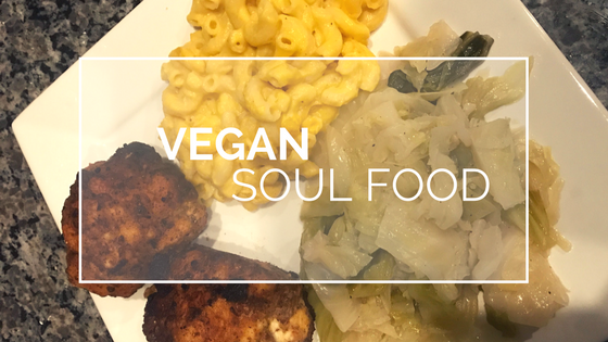 Vegan soul food recipe cauliflower fried chicken mac and so first things firstim not vegan i talked about this in my vegan update video im vegetarian with mostly vegan tendencies forumfinder Choice Image