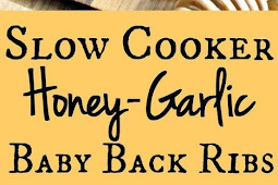 Recipe Slow Cooker Honey-Garlic Baby Back Ribs