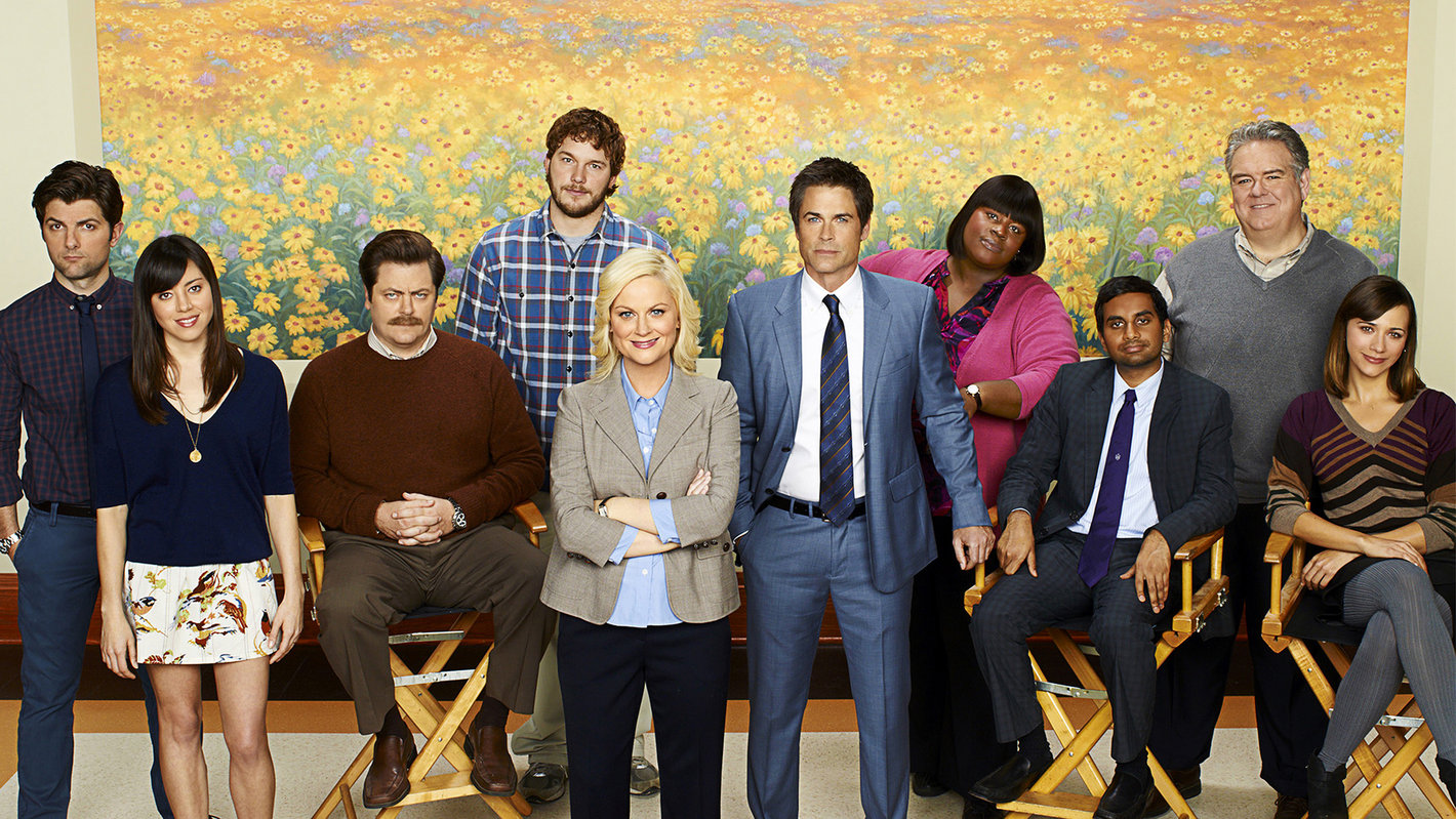 Reparto de 'Parks and Recreation'