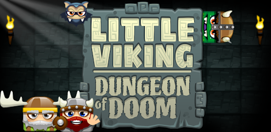 Little Viking: Dungeon of Doom (Epic Puzzle Game)