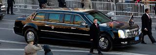 Mobil Kepresidenan Amerika