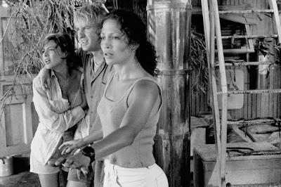 Anaconda 1997 Jennifer Lopez Owen Wilson Kari Wuhrer Image 1
