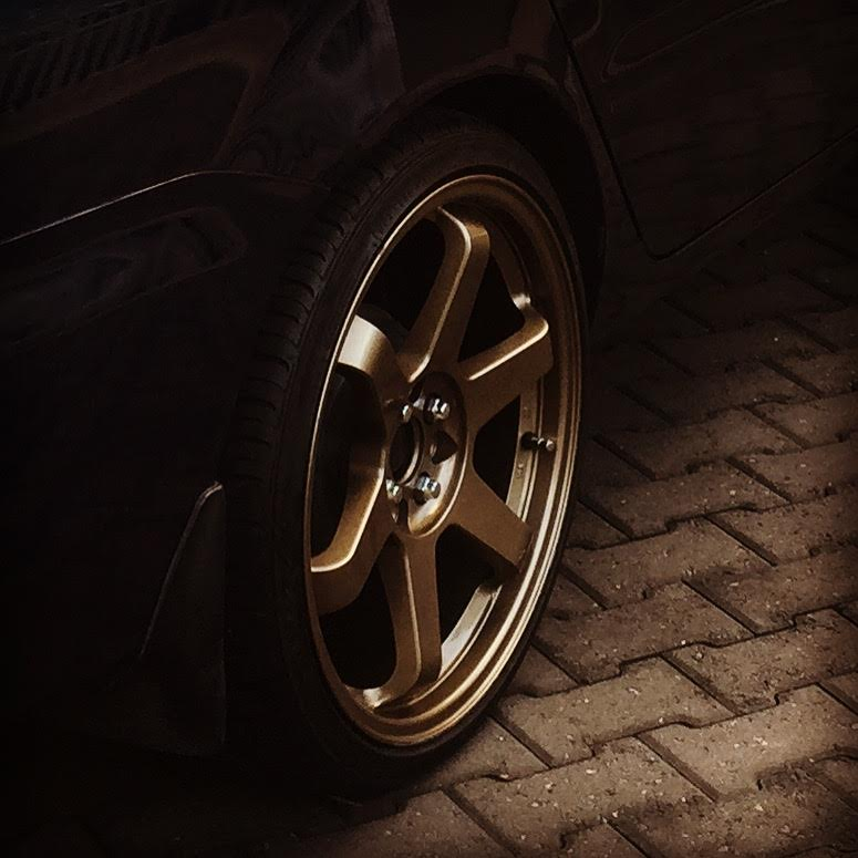 18 inch copper rims