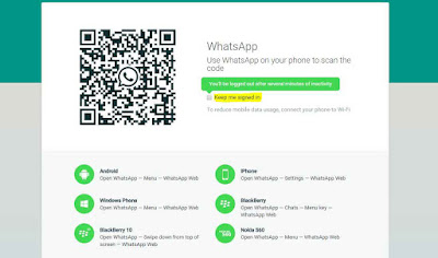 How to use WhatsApp on your personal computer / MAC