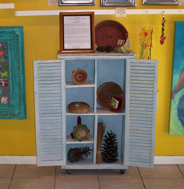 Earth Baskets Art Walk In St. Augustine Fl And Basket