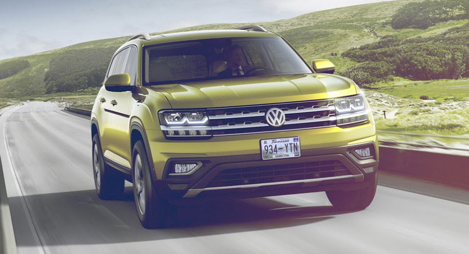 Volkswagen atlas may actually come to europe for Europe garage seat