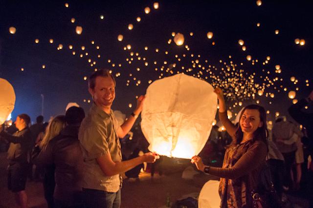 The Lantern Fest Phoenix