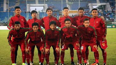 Profil Biodata Timnas Indonesia U-19 2017