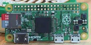 komputer mini raspberry