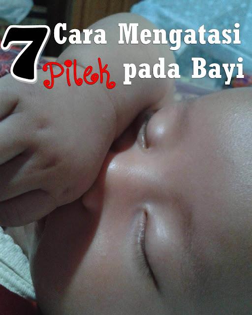 7 cara mengatasi pilek pada bayi