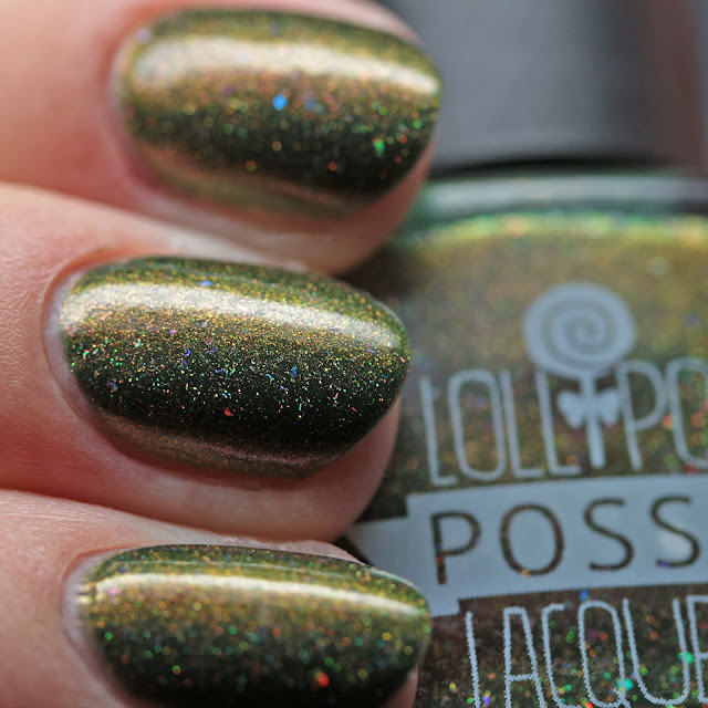 Lollipop Posse Lacquer All Those Martini Olives