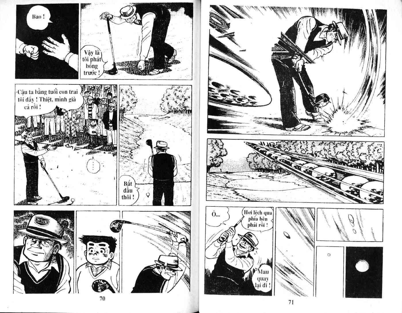 Ashita Tenki ni Naare chapter 35 trang 34