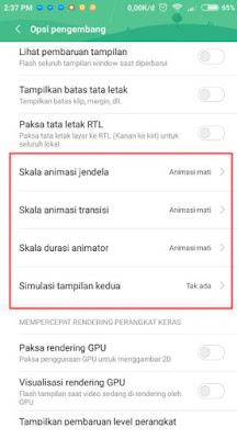 Cara Mengatasi Android Lemot Tanpa Bantuan Aplikasi
