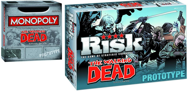 Monopoli e Risiko di the Walking Dead
