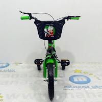 12 hikari metalik eva bmx sepeda