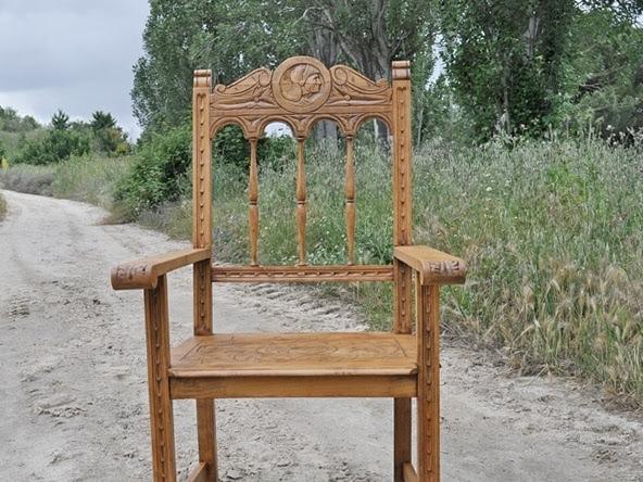 Un sillón con mucha historia