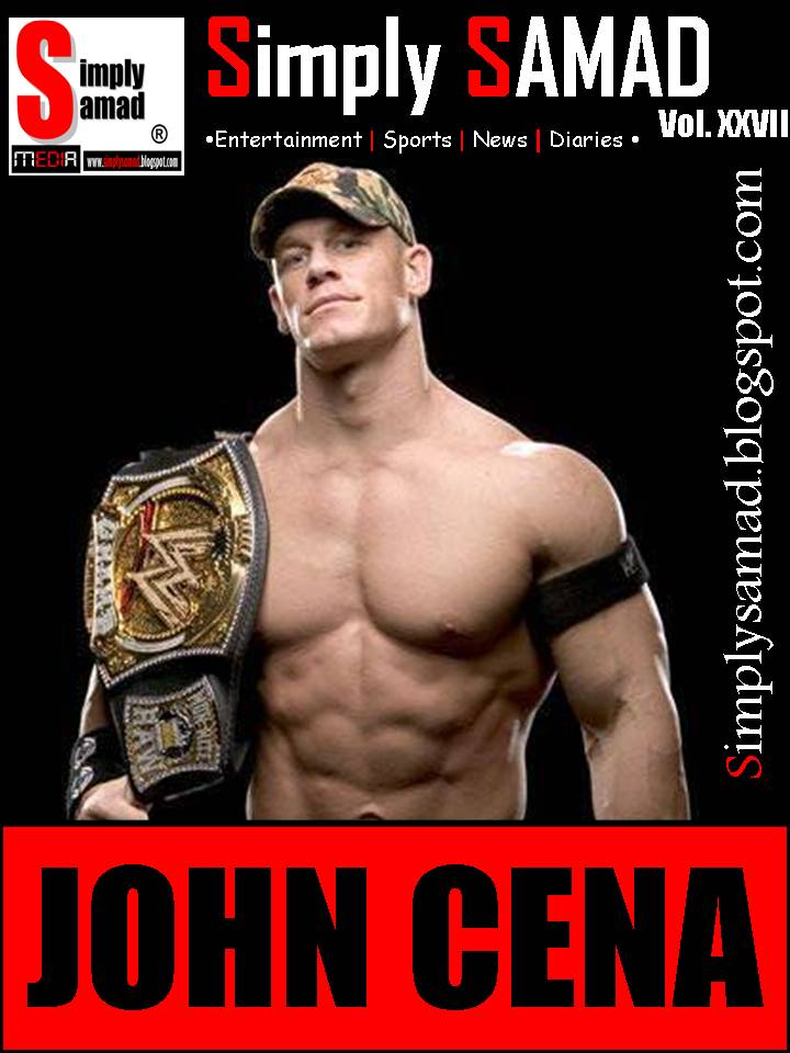 brock lesnar takes on john cena who would you bet your money on simply samad. Black Bedroom Furniture Sets. Home Design Ideas